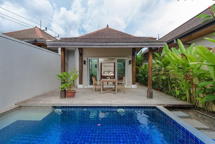 Tara 15 Private Pool Villa - Phuket - Villa