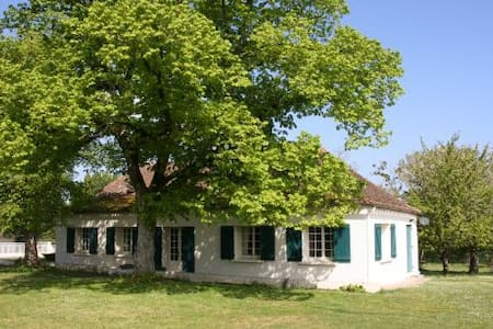 Charming Cottage Perigord(8p) heated swimming pool - Pessac-sur-Dordogne - House