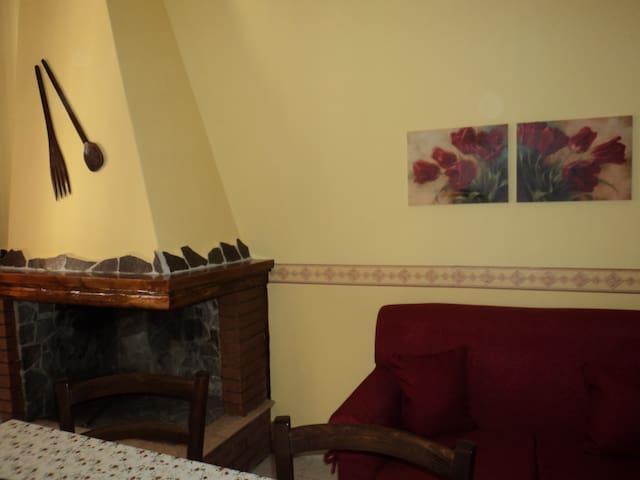 Bed and Breakfast La coccinella - Arbus - Inap sarapan