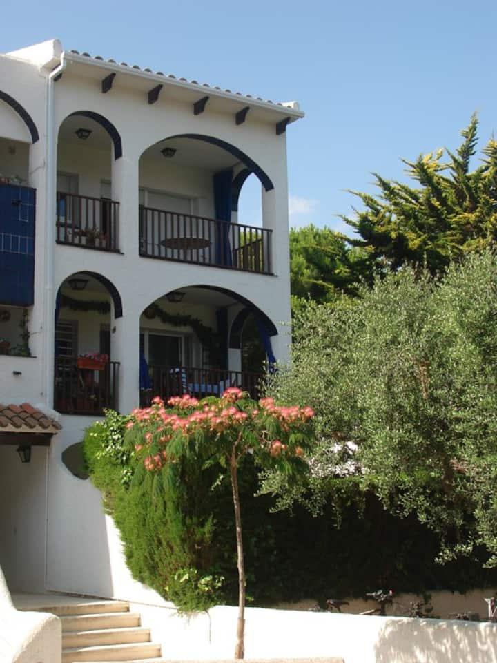 Apartamento Cubellas Playa