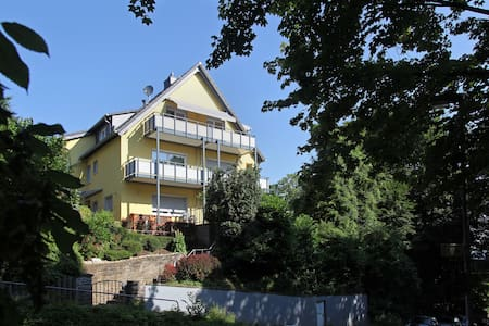 Maisonette with scenic view