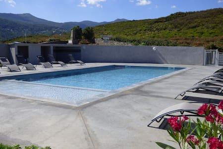 Tout confort pour explorer la Haute Corse