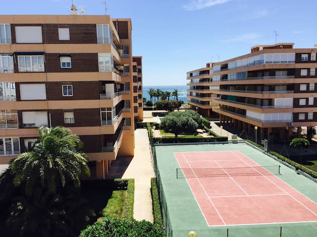 Apartment by the sea with WiFi - Torrevieja - Apartmen