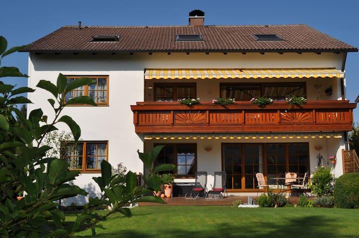 Ferienwohnung Villa Carina Gauting