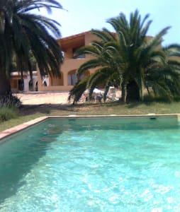 Riooms Confortables to rent to holi - Calella de Palafrugell - Hus