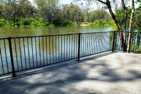 Absolute Murray River Accommodation - Corowa