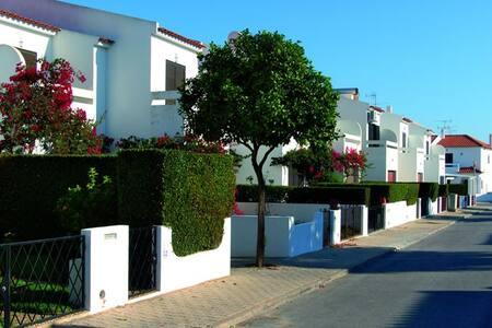 Playa Altura Algarve,Casa de  Galos - Altura