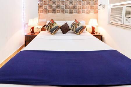 Cozy 1 Bedroom Apartment In Candolim, Goa - G5