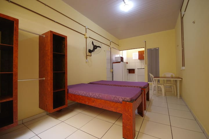 Apartamento MOBILIADO com Ar em Fortaleza 25