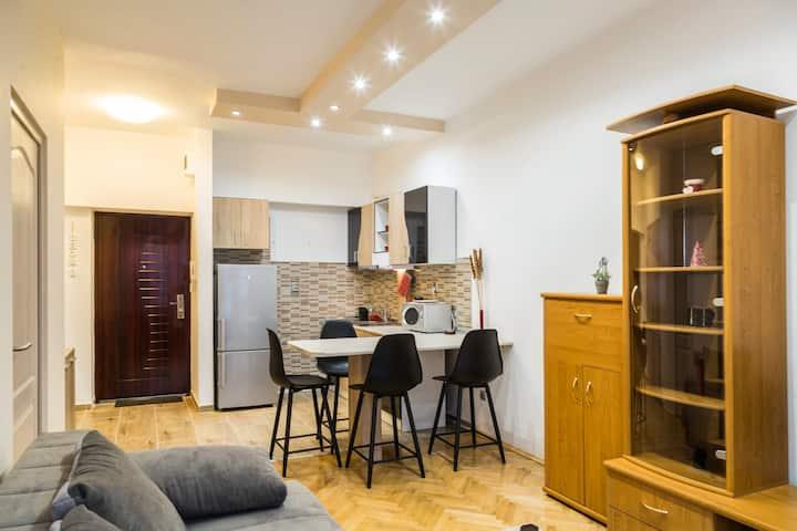 Pulz Apartman/Center/SelfCheckIn/FreeParking/NoTax