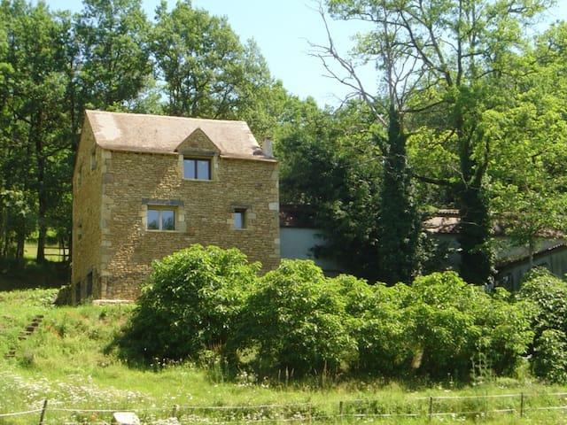 Périgord Noir - La maison d'Alexandre - Campagnac-lès-Quercy - Huis