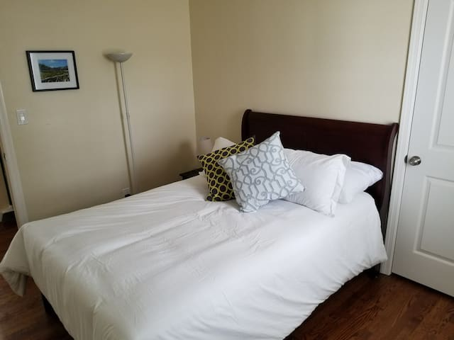 Beautiful Westfield Bedroom with Full Bed