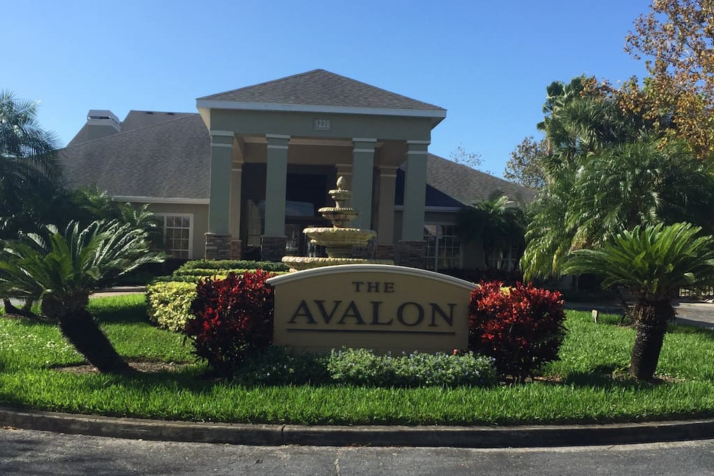 Avalon Entrance