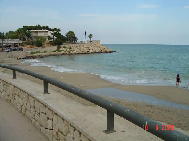 Beach APARTMENT l'AMPOLLA fish city - L'Ampolla - Byt