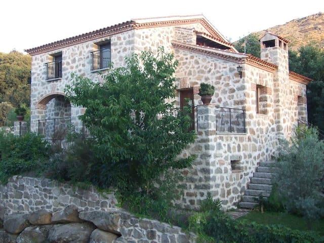 Casas Finca El Venero 1