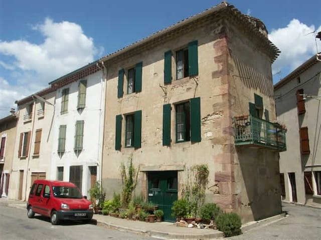 Your hideaway in Languedoc, France - Saint-Chinian - Rumah