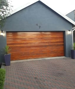 Home away from home. - Roodepoort