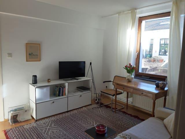 Ehrenfeld - Wohnung mit Garten (15 Min. zur Messe)