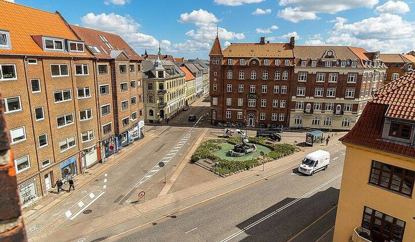 Appartement in the heart of Aalborg