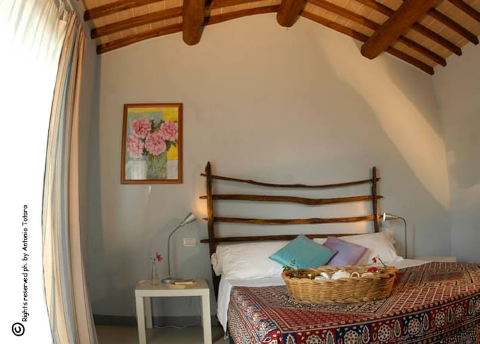 Your romantic and comfortable double Bedroom