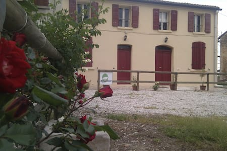 large apartment in farmhouse - Tresigallo-final di Rero
