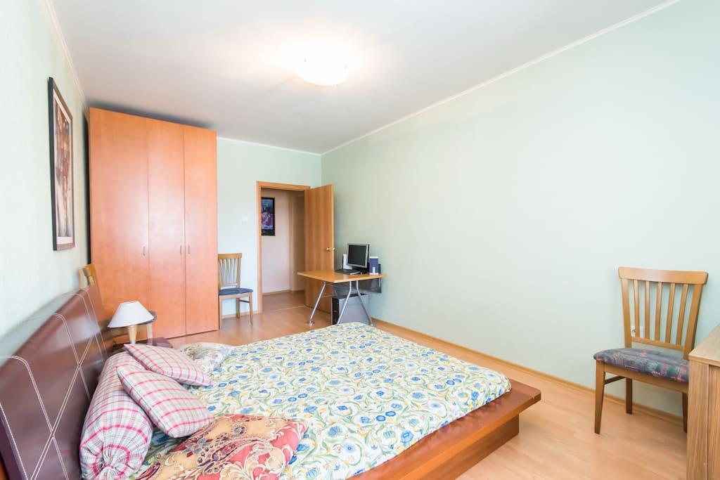 3-комнатная VIP квартира Булатова 5