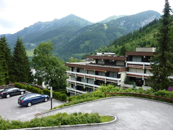 Apartment in Austrian mountains 1