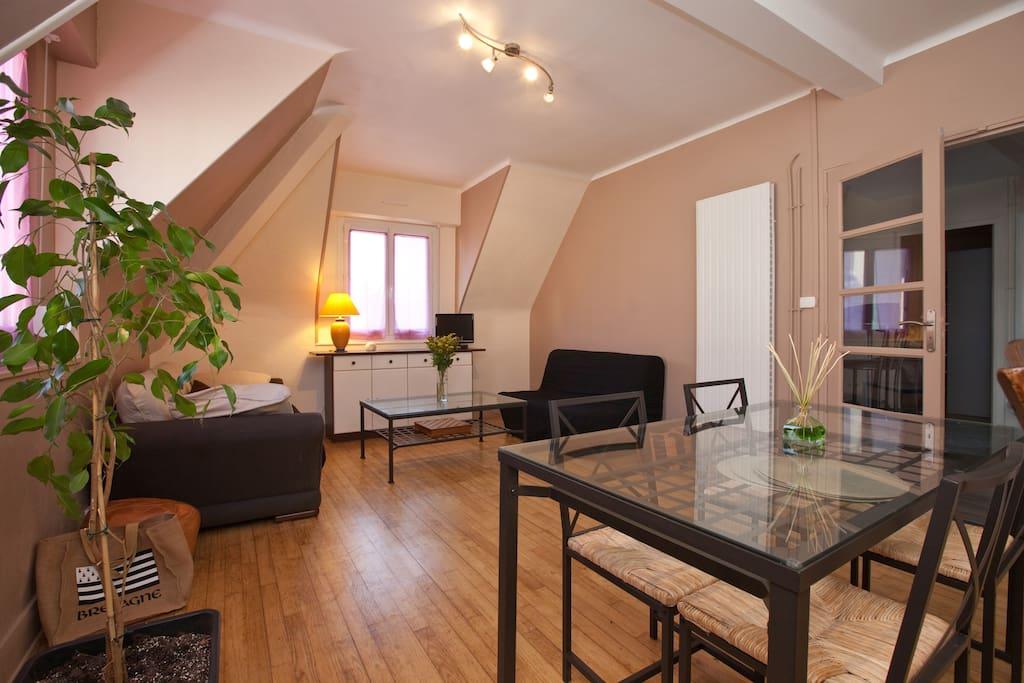 Appartement A Louer A Saint Malo