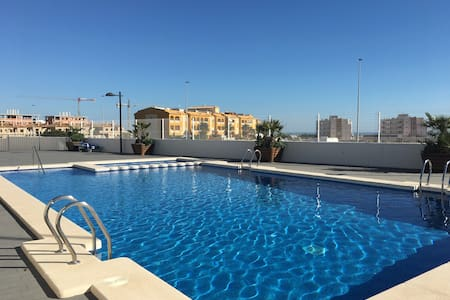 New, modern and bright Apartment in Orihuela Costa
