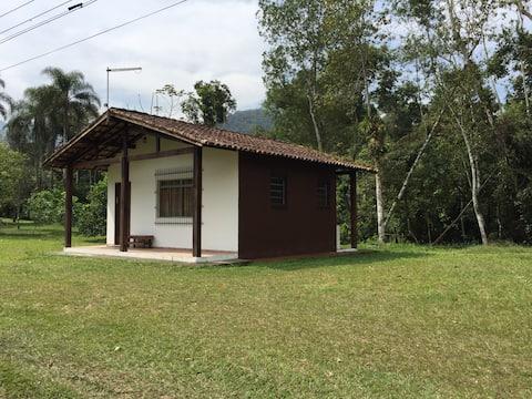 Charming Exotic Rainforest Cottage