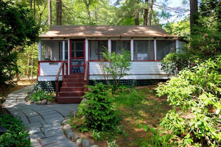 Glenmoore Lodge Tamarack Cabin