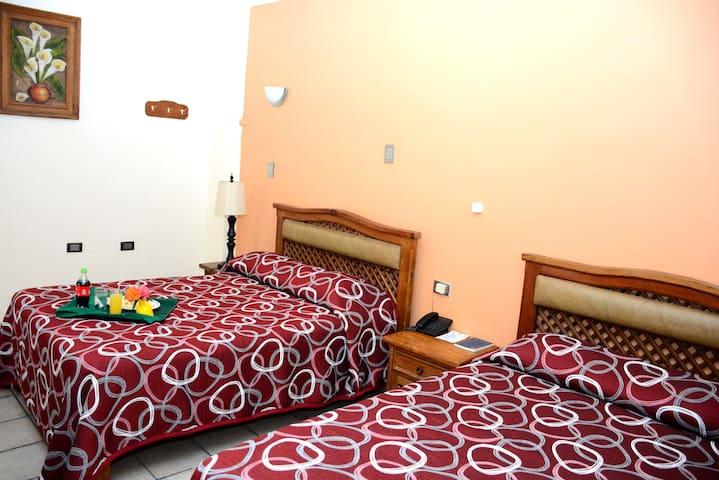 """Hotel Las Fuentes """"Su casa en Los Mochis"""""""