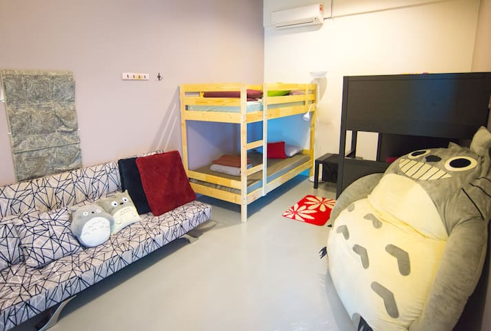 First Floor Guesthouse - Ipoh - Outro