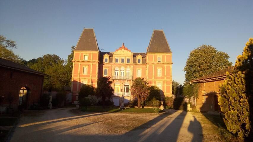 Un week end au Château?