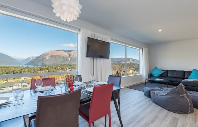 Luxury holiday experience in Nelson Lakes district