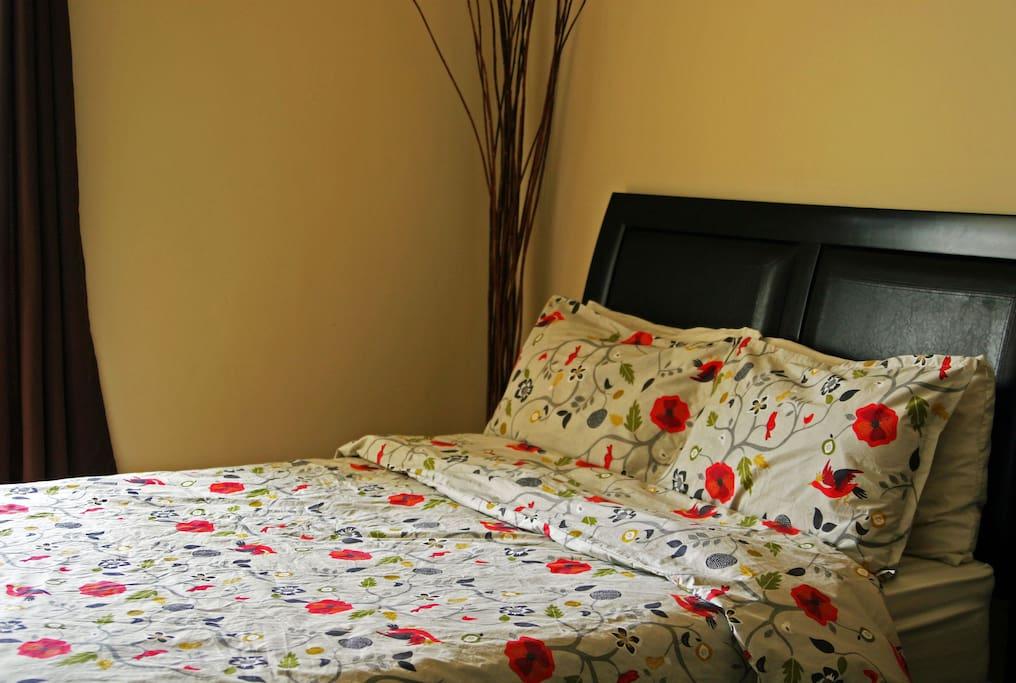 Chambre à coucher / Room