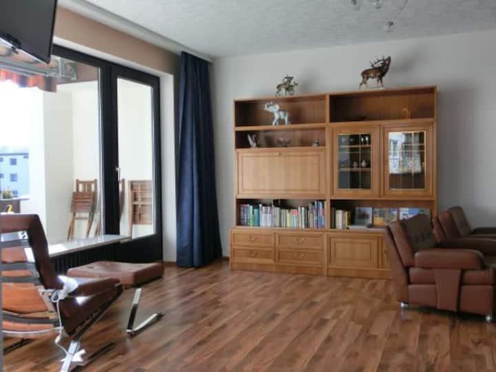Großzügiges Appartement in HI-Moritzberg