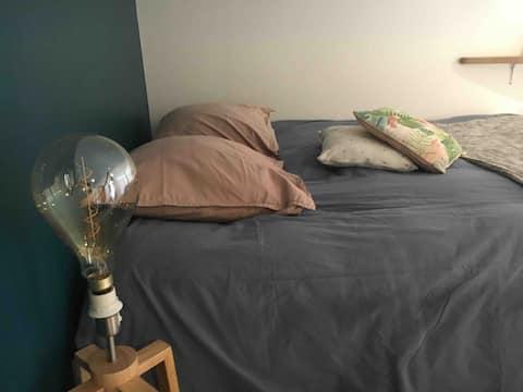 Appartement cosy à 2 pas du parc de la Tête d'Or