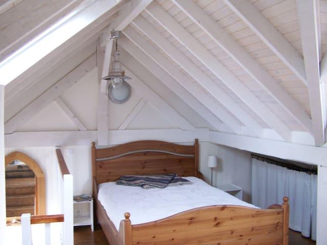 Villa de charme au lac de moutchic