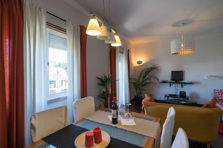 Sunny Apartment near the beach