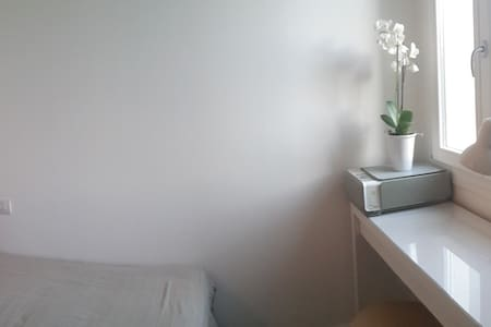 Single Room with private Bathroom_Well connected - Codogno - Apartment - 1