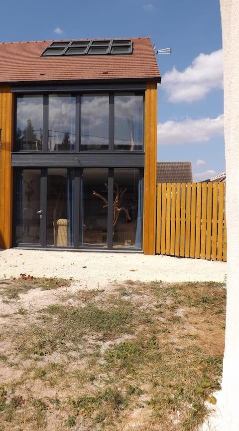 Maison bois