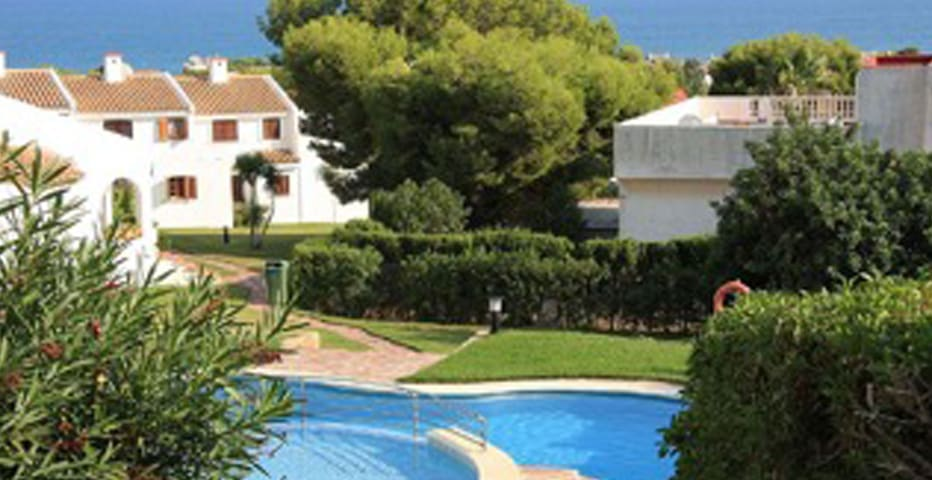 Charming house - Alcalà de Xivert - Dům
