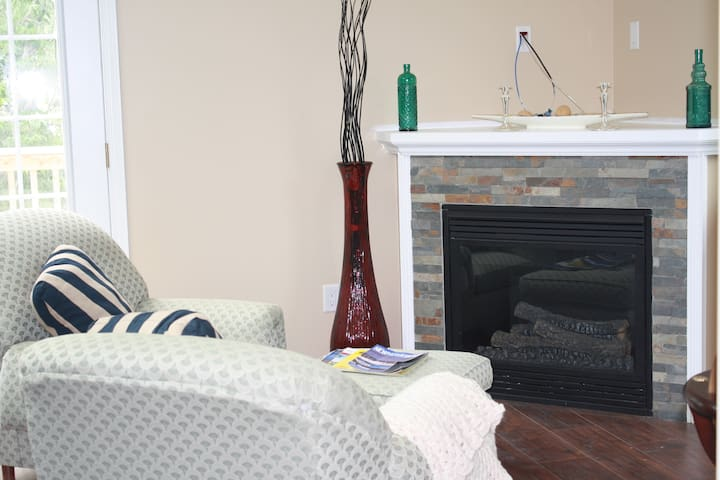 Brand New - Private, 1 Bedroom Apartment in Milton - Milton - Apartment