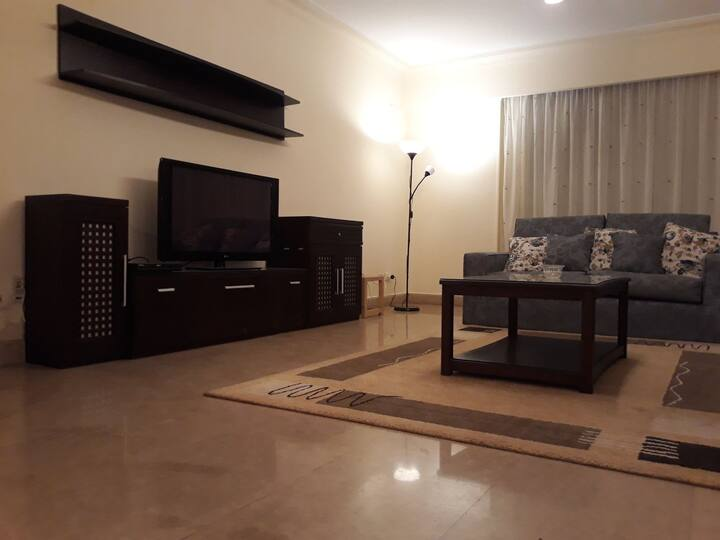 Appartment for rent in Degla Maadi 300m2