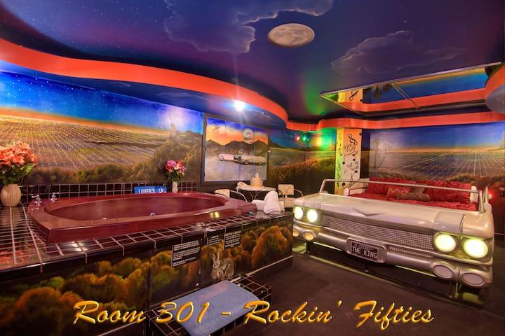 Oasis Of Eden- Rockin 50's