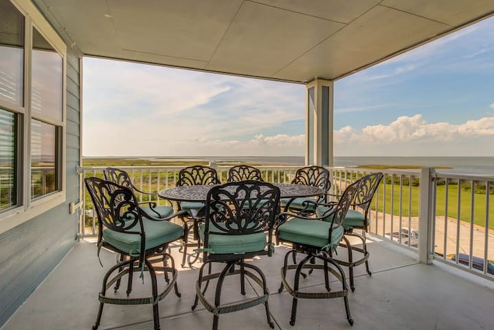 Sea Forever, Pointe West Resort Bayfront Condo