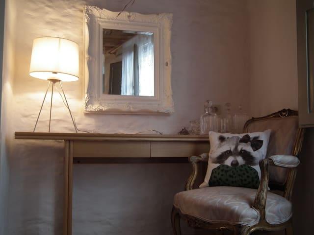 Part of first floor double bedroom