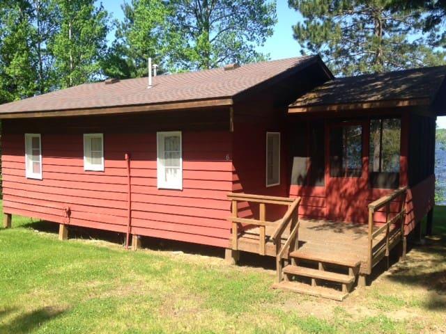 Relaxing, Lake View Cabin - Ely - Blockhütte