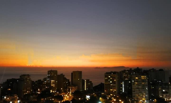 Alojamiento en Barranco a un paso de Miraflores